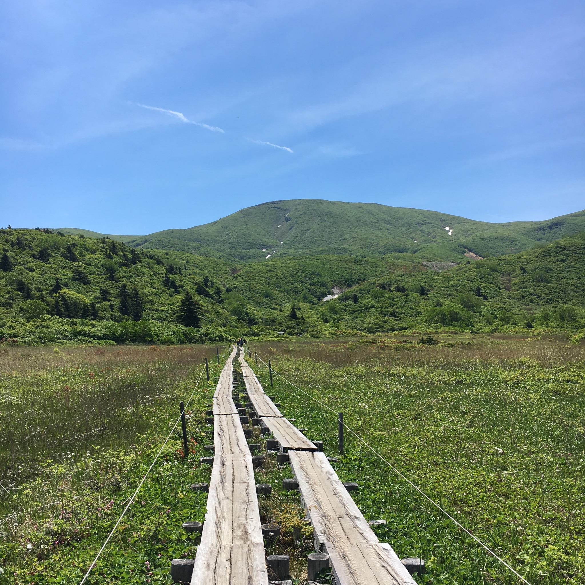 東北で登山初心者におすすめ栗駒山は新緑の時期と紅葉が圧巻