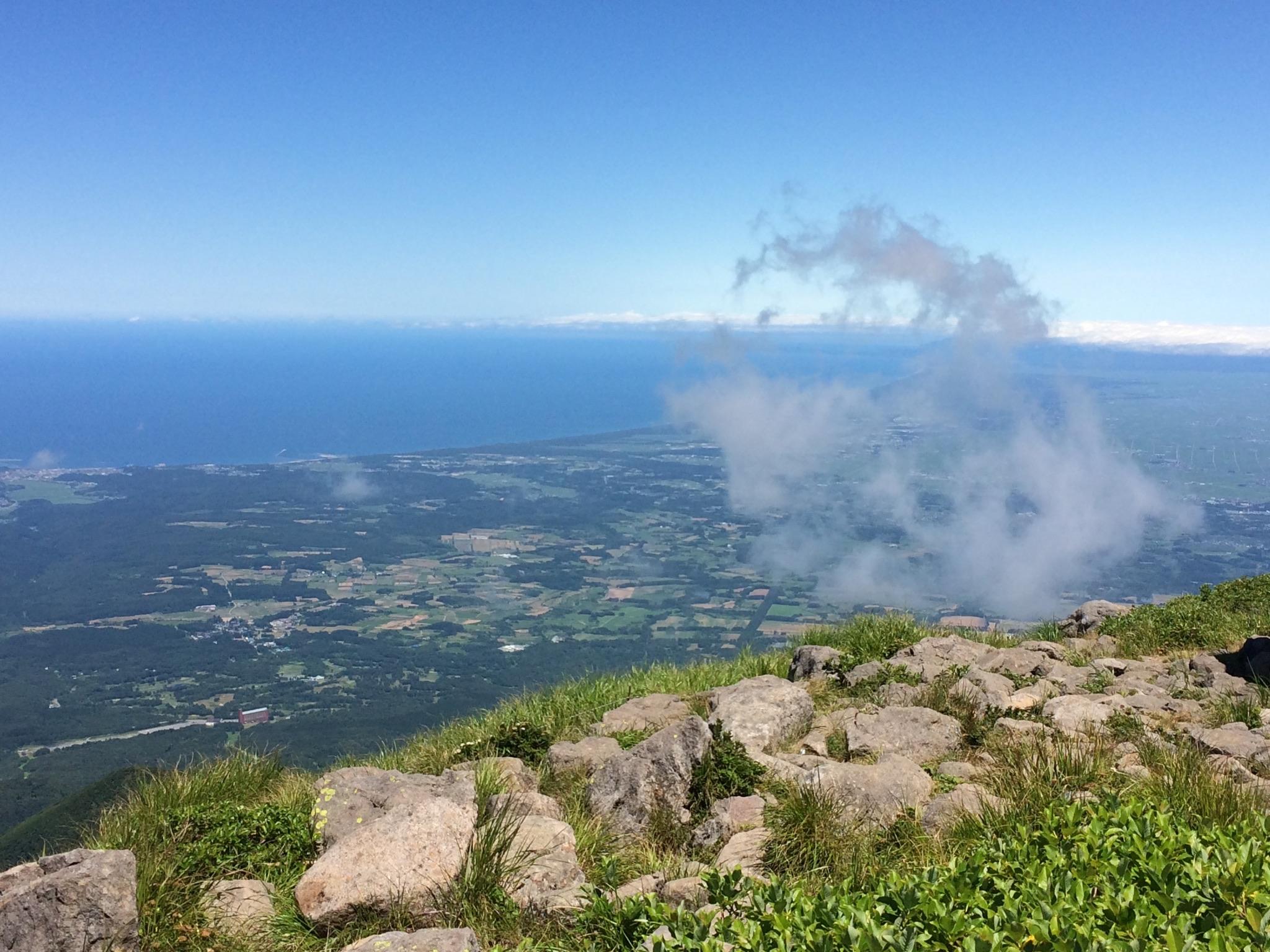 百名山 本州最北端 岩木山 岳コース 日帰り登山 2016.7