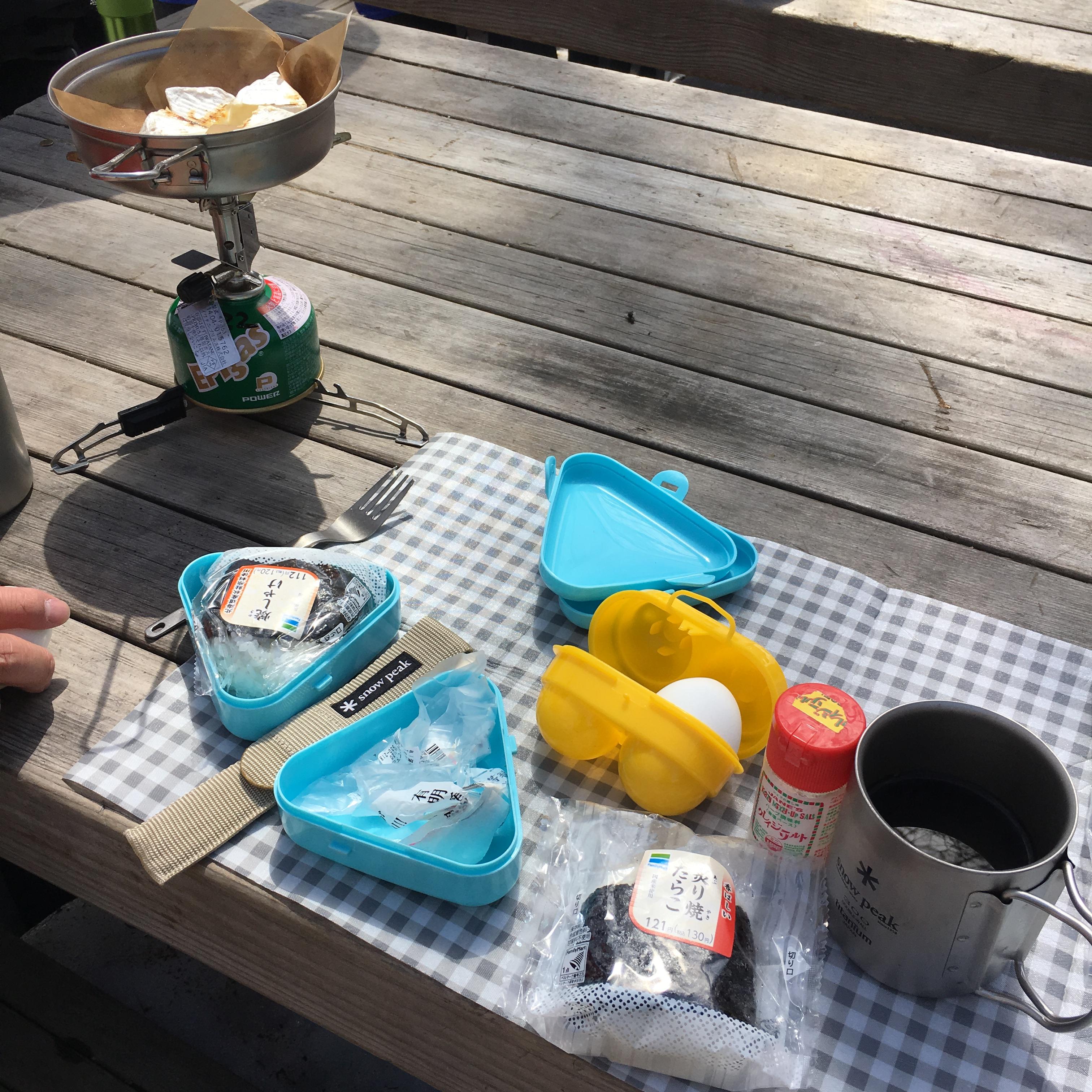 登山の昼ご飯コンビニ調達とレトルト活用で超簡単おすすめ7品