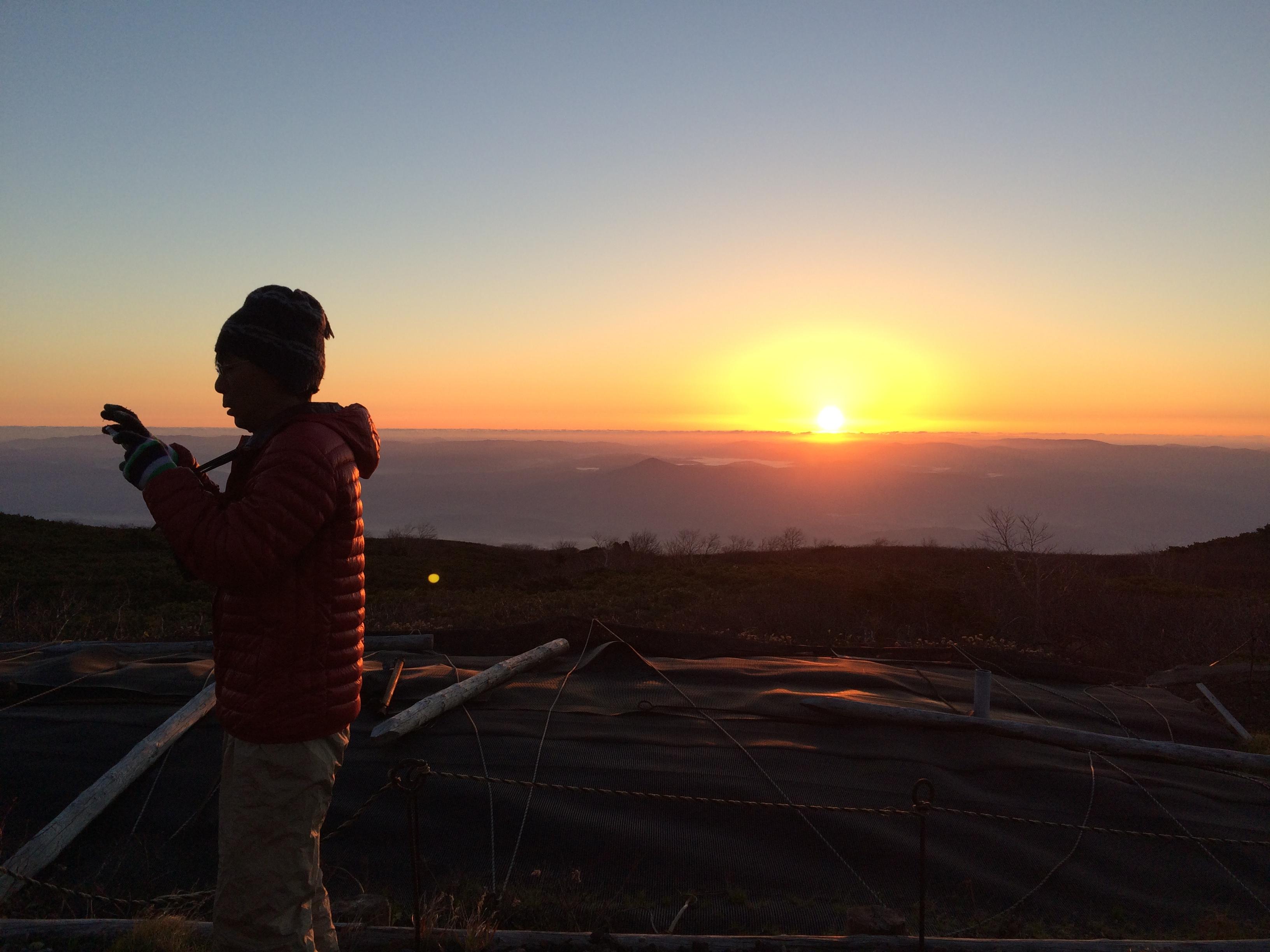 登山と夢と自己実現