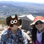 磐梯山山頂  360°  大パノラマ  2017.6