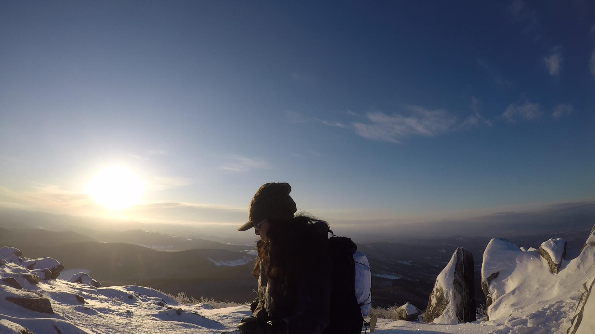 明日、山頂からライブ配信します!
